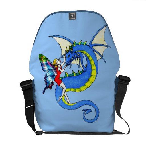 Dragon Tamer Messenger Bag