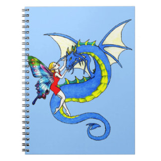 Dragon Tamer Spiral Note Book