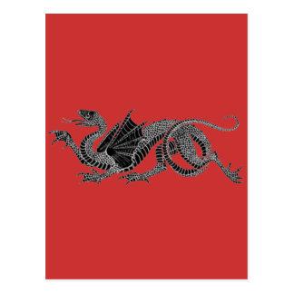 Dragón Tarjetas Postales
