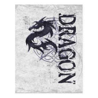 ¡Dragón! Tarjeta Postal