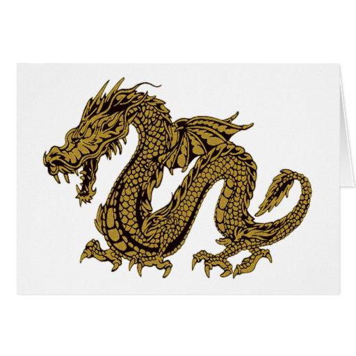 Dragón Tarjetón