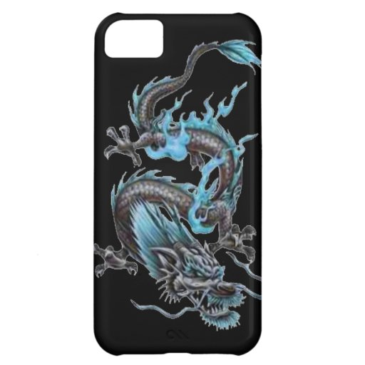 Dragon tattoo art cool fantasy creature case for iphone 5c for Tattoo artist iphone cases
