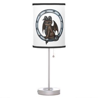 Dragon Taurus Zodiac lamp