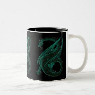 Dragón Taza De Café