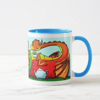 Dragon Tea Time Mug