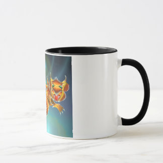Dragon Teeth Mug