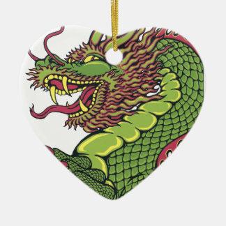 Dragon TEO.png Ceramic Ornament