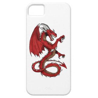 dragon theme iPhone SE/5/5s case