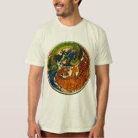 Dragon/Tiger Yin Yang T-Shirt