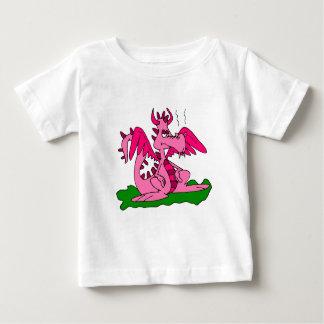 Dragón torpe lindo playeras