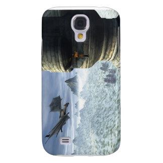 Dragon Tower Galaxy S4 Case
