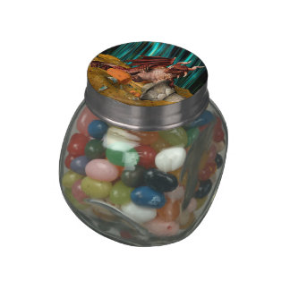 Dragon Treasure Jelly Belly Candy Jars