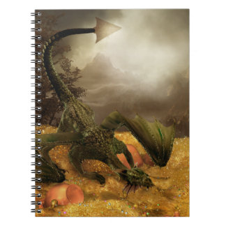 Dragon Treasure Notebook