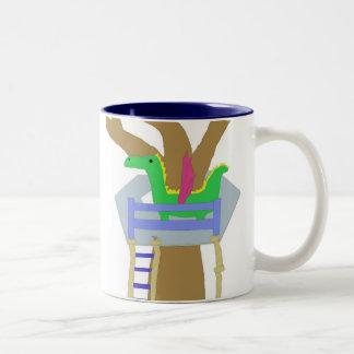 Dragon Treehouse mug