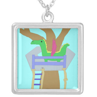 Dragon Treehouse necklace
