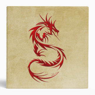 "Dragón tribal carpeta 2"""