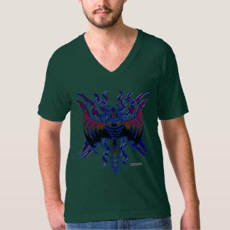 Dragon Tribal  Men's V-neck Tee