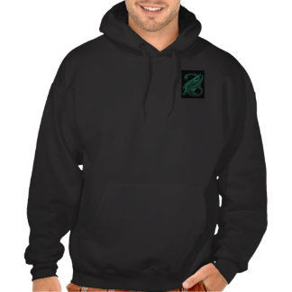 Dragon Hooded Sweatshirts