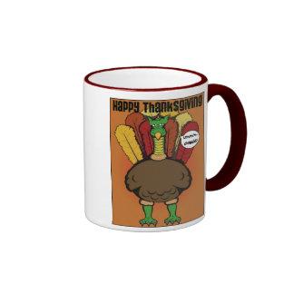 Dragón Turquía Taza De Café