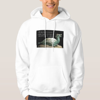 Dragon turtle Hoodie sweatshirt