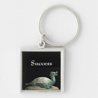 Dragon turtle keychain