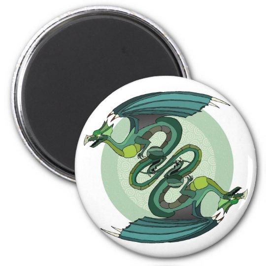 Dragon Twist Magnet
