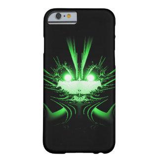 Dragón verde funda de iPhone 6 barely there