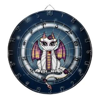 Dragon Virgo Zodiac Dart Board