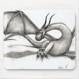 Dragon Volley Mousepad