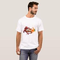 Dragon vs cancer T-Shirt