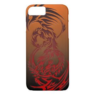 dragon VS phoenix iPhone 7 case
