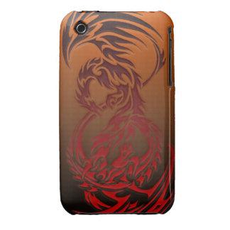 dragon VS phoenix iphone case iPhone 3 Cases