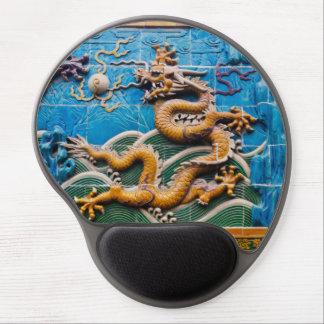 Dragon Wall Gel Mouse Pad