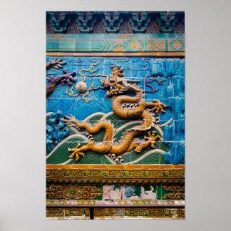 Dragon Wall Poster