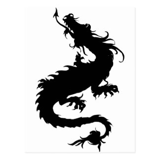 Dragon Warrior 29 Postcard