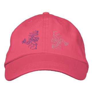 Dragon wars embroidered hat