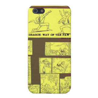 Dragon : Way Of The Paw Case For iPhone SE/5/5s