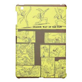 Dragon : Way OF The Paw iPad Mini Cover