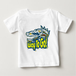Dragon Way To Go Infant T-shirt