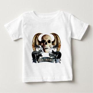 Dragon wing skull G Baby T-Shirt