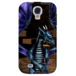 Dragon Wings Galaxy S4 Case