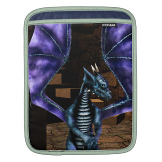 Dragon Wings iPad Sleeve