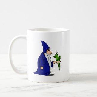 Dragon Witch mug