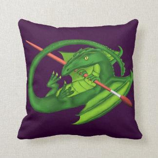 Dragon Works Pillow
