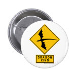 Dragon XING 2 Inch Round Button