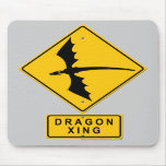 Dragon XING Mouse Mat