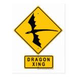 Dragón XING Postales