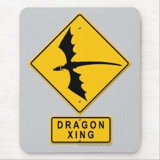 Dragón XING Alfombrilla De Ratón