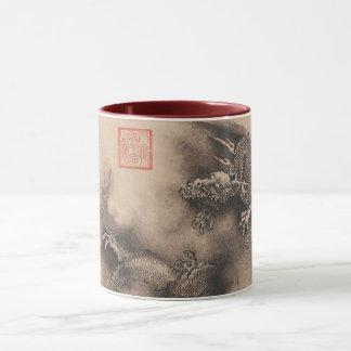 Dragon Year Chinese Zodiac sign Mug 1