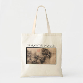 Dragon Year Chinese Zodiac sign Tote Bag